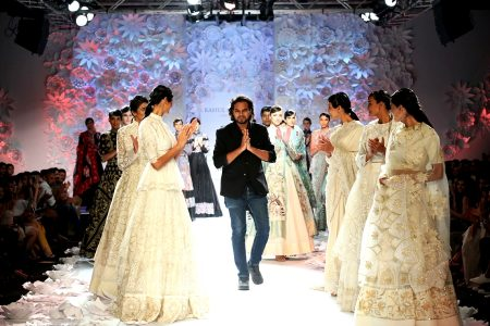 Designer Rahul Mishra presented Monsoon Diaries   (8) @ FDCI India Couture Week 2016 (1)
