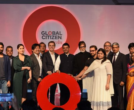 Global Citizen Movement Comes to India