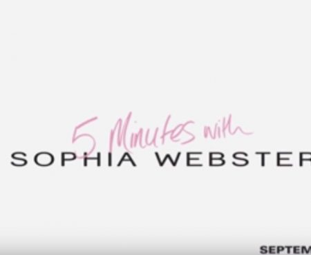 The Stiletto Diaries with Sophia Webster