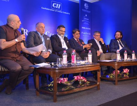 `Amoravida' features prominently at CII-Sotheby's Global Luxury Realty Conclave